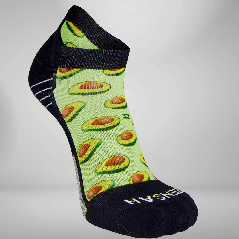 Avocado Socks (No Show)