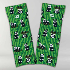 Pandas Compression Leg SleevesLeg Sleeves - Zensah