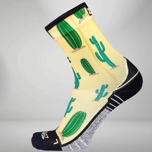 Cactus Socks (Mini-Crew)Socks - Zensah