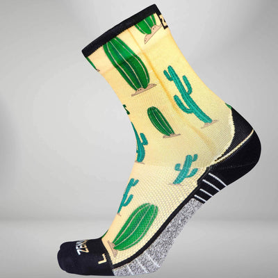 Cactus Socks (Mini-Crew)