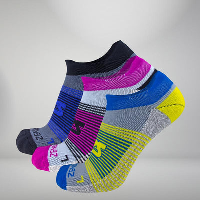 Cloud Cushion Running Socks (No Show)Socks - Zensah