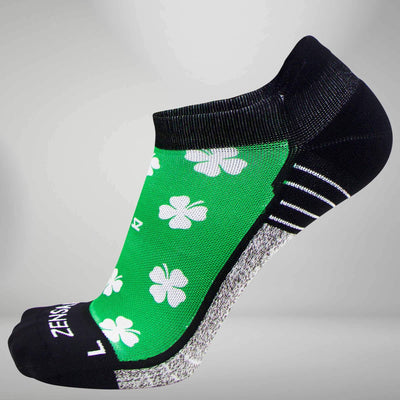 St. Patrick's Day Socks (No Show)