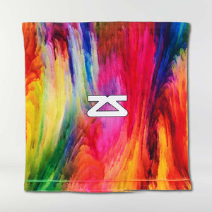 Color Explosion Mini Neck Gaiter
