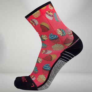 Cupcakes Socks (Mini Crew)Socks - Zensah
