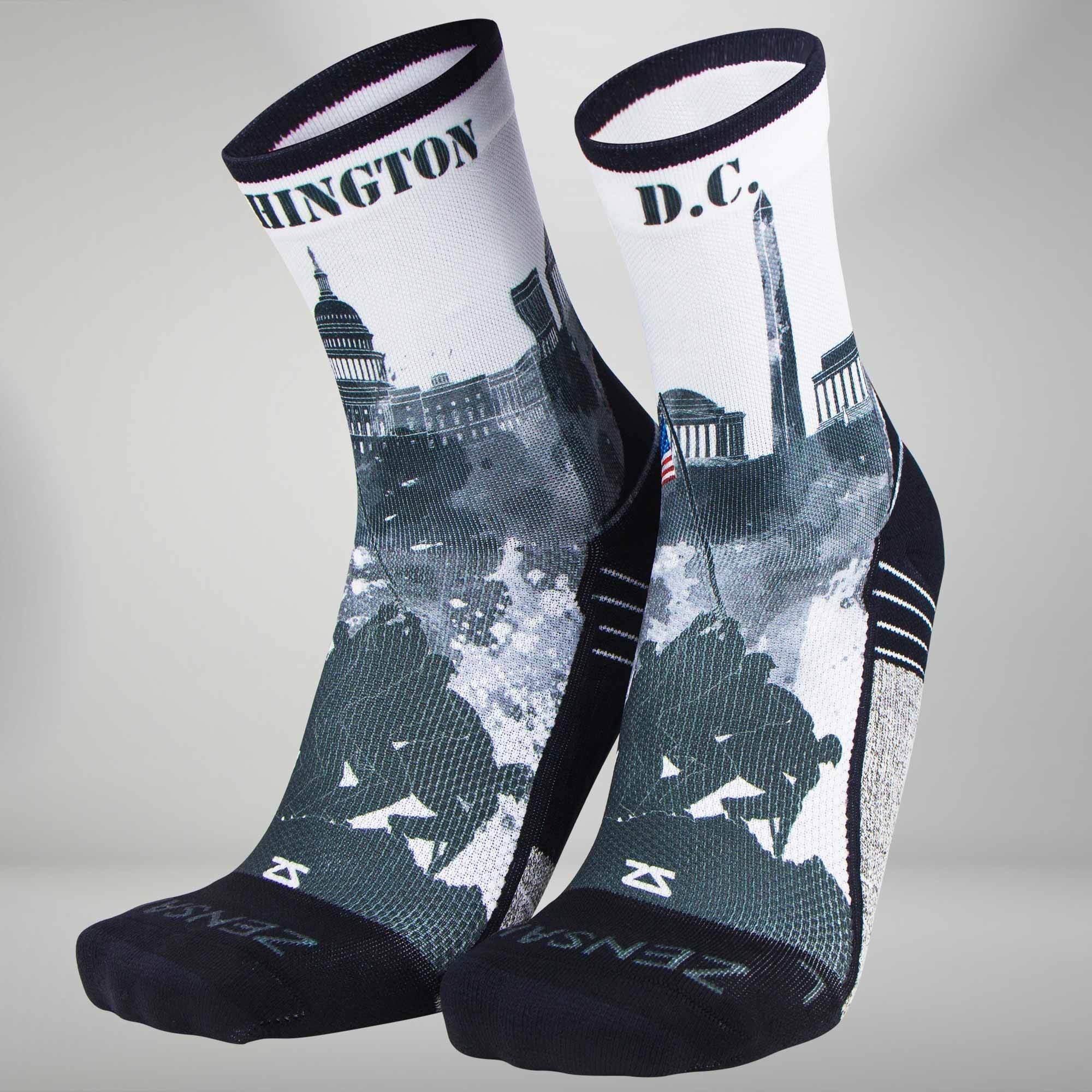 DC Skyline Socks (Mini Crew)