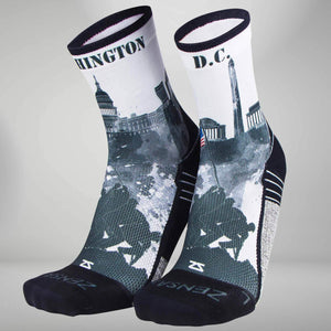 DC Skyline Socks (Mini Crew)Socks - Zensah