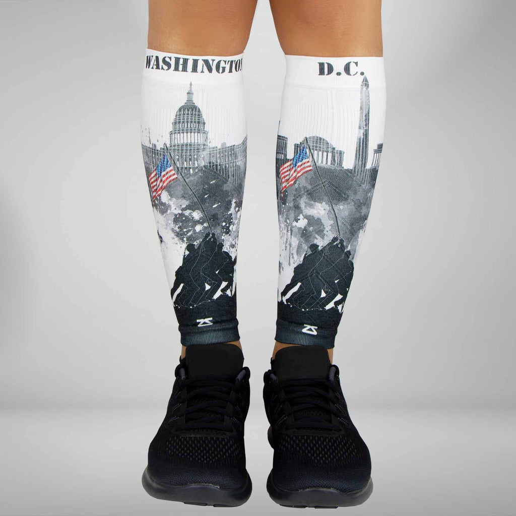 DC Skyline Compression Leg Sleeves