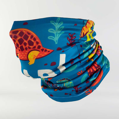 Dinosaurs Multi-Use Neck Gaiter & Headwear - Zensah