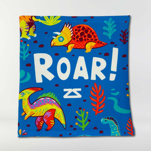 Dinosaurs Mini Neck Gaiter