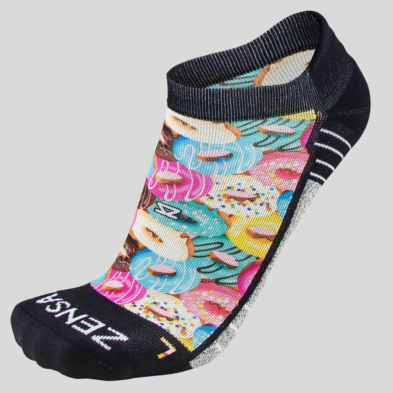 Frosted Donuts Socks (No Show) - Zensah