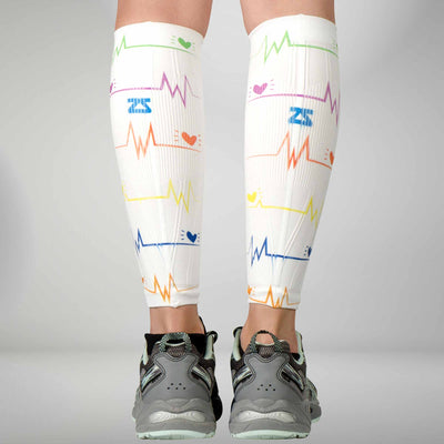 EKG Compression Leg SleevesLeg Sleeves - Zensah