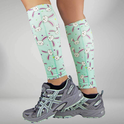 Easter Compression Leg SleevesLeg Sleeves - Zensah