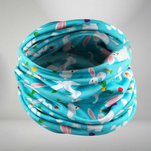 Happy Bunnies Multi-Use Neck Gaiter & Headwear
