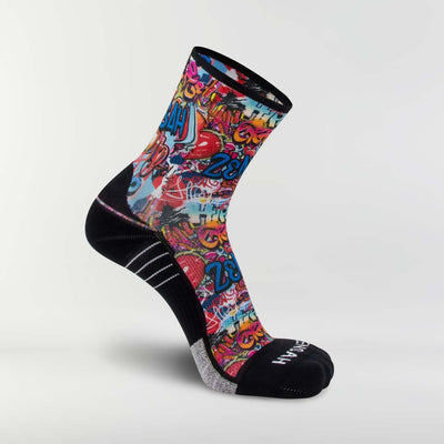 Street Art Socks (Mini-Crew)Socks - Zensah