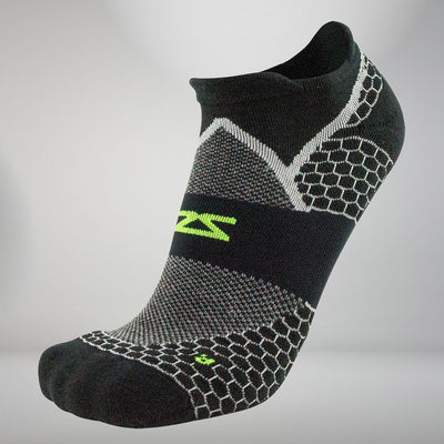 Justin Holiday Collection: Grit 2.0 Running Socks (No-Show)Socks - Zensah