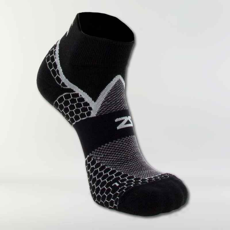 Grit 2.0 Running Socks (Quarter)