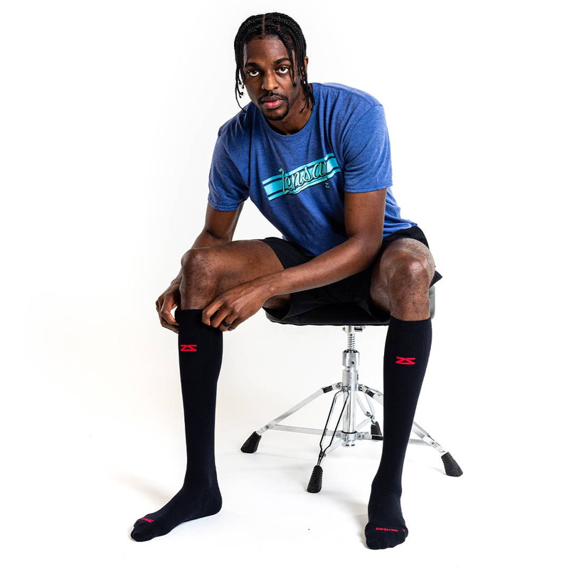 Justin Holiday Collection: Heat Recovery SocksSocks - Zensah
