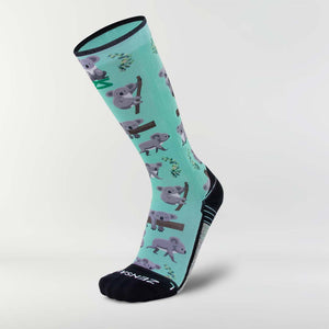 Koala Compression Socks (Knee-High)Socks - Zensah