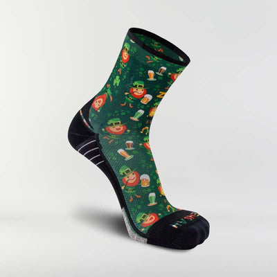 Happy Leprechauns Socks (Mini-Crew)Socks - Zensah