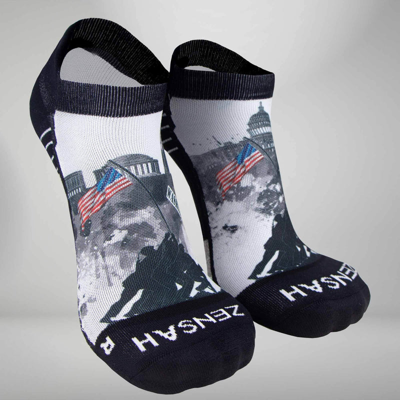 DC Skyline Socks (No Show)