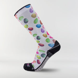 Painted Easter Eggs Socks (KNEE-HIGH)Socks - Zensah
