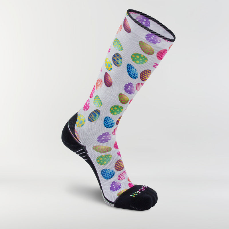 Painted Easter Eggs Socks (KNEE-HIGH)
