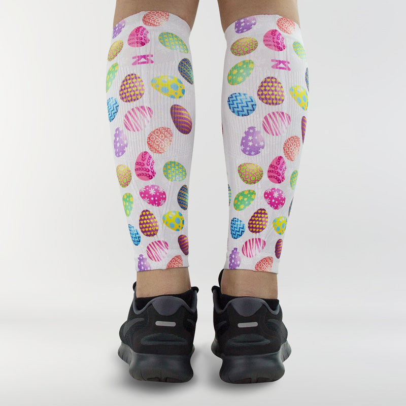 Painted Easter Eggs Compression Leg Sleeves