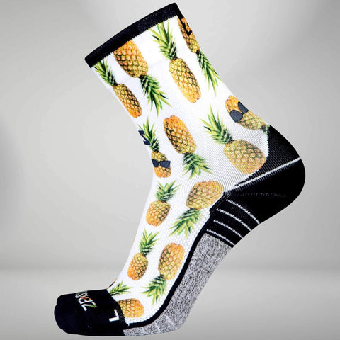 Pineapple Socks (Mini Crew)