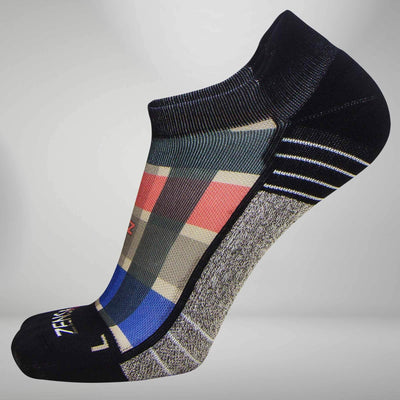 Plaid Socks (No Show)