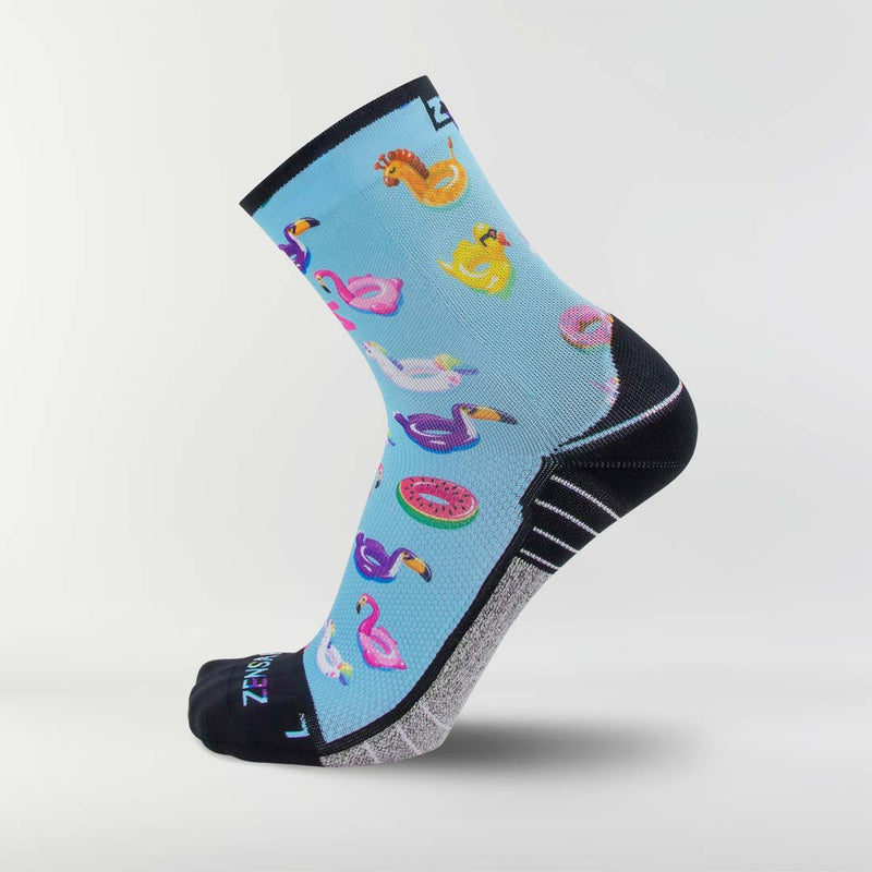 Pool Floats Socks (Mini-Crew)