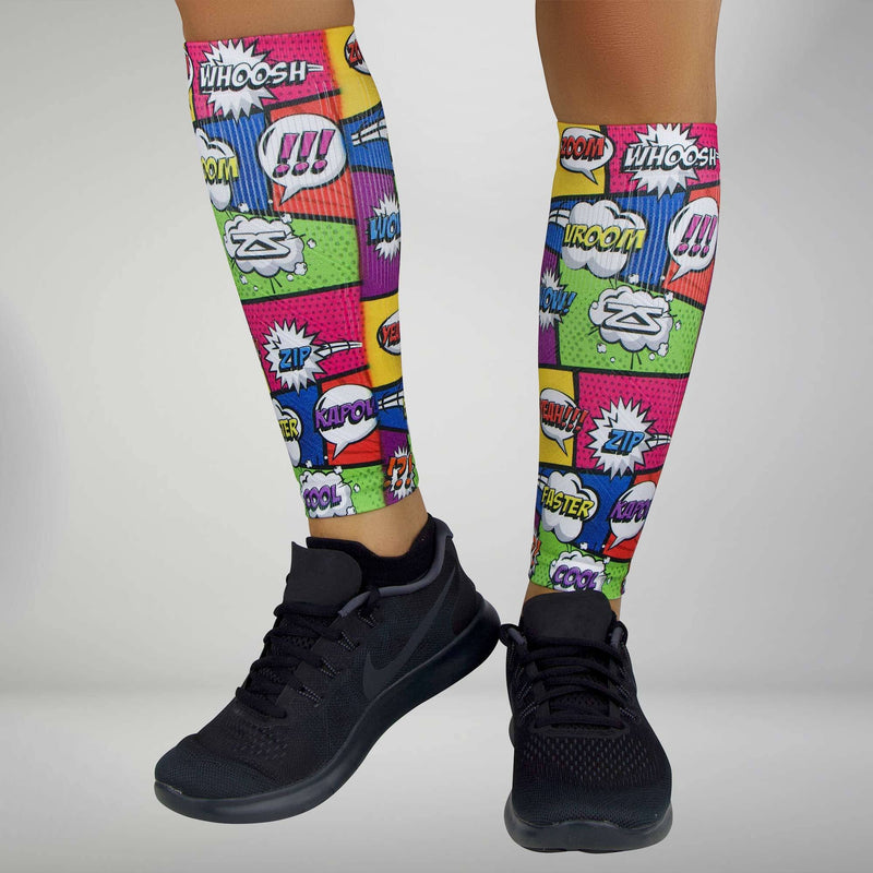 Pop Art Compression Leg Sleeves