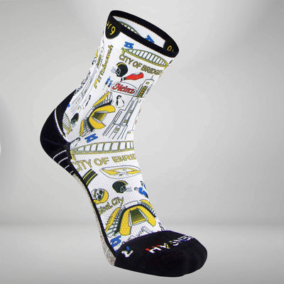 Pittsburgh Socks (Mini Crew)