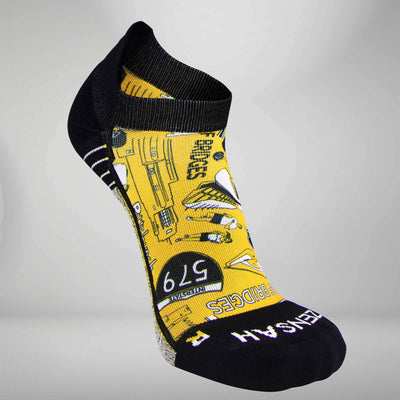 Pittsburgh Socks (No Show)