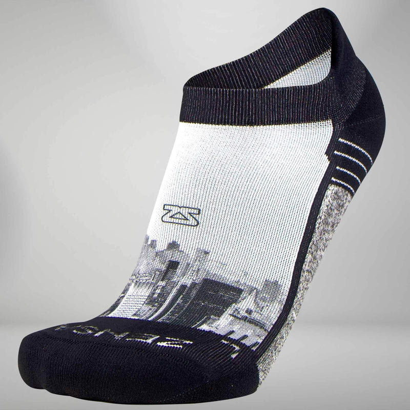 NYC Empire State Socks (No Show)