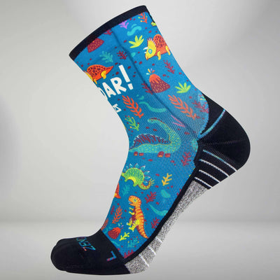 Dinosaurs Socks (Mini Crew)Socks - Zensah