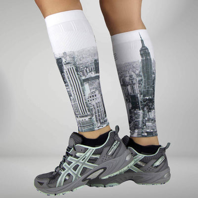 NYC Empire State Compression Leg Sleeves