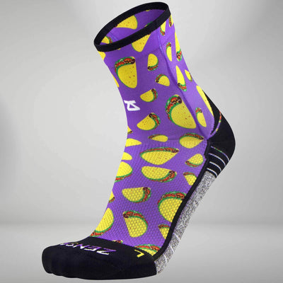 Tacos Socks (Mini-Crew)Socks - Zensah