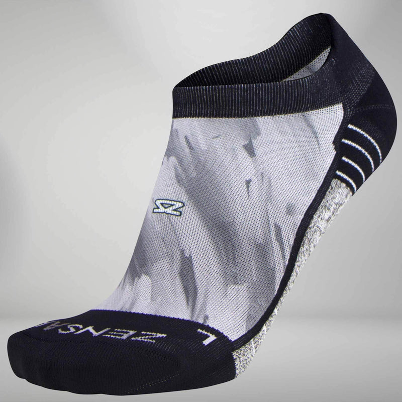 Paint Strokes Socks (No Show)