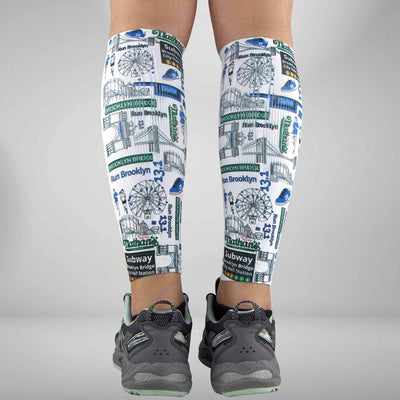 Brooklyn Compression Leg Sleeves