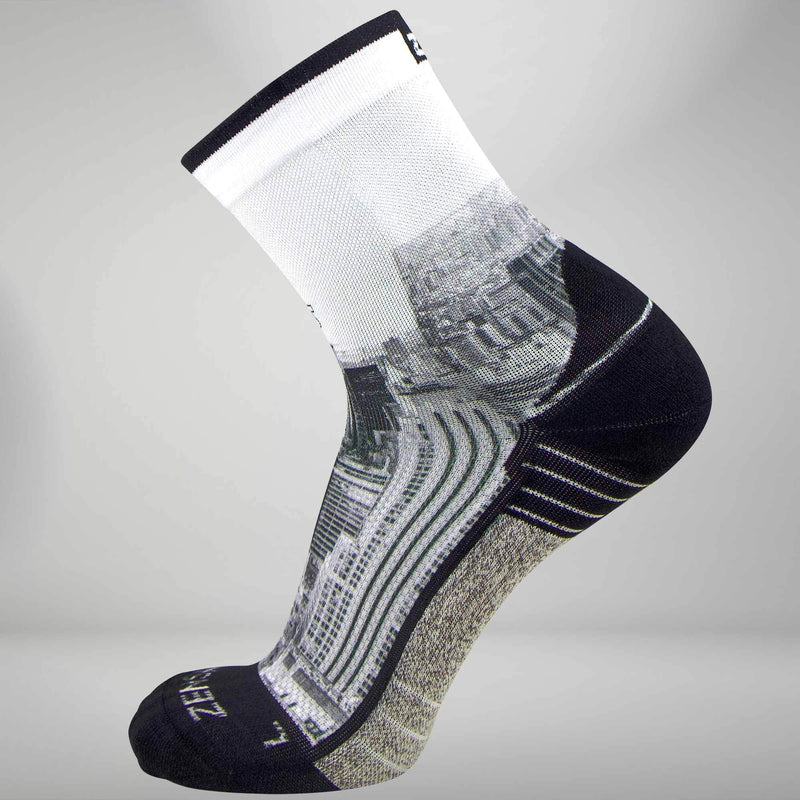 NYC Empire State Socks (Mini Crew)Socks - Zensah