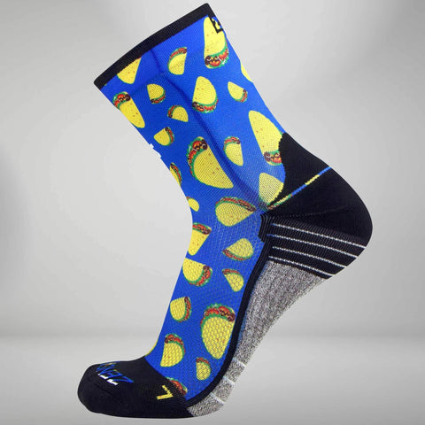 Tacos Socks (Mini-Crew)
