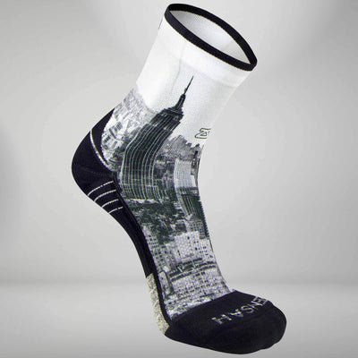 NYC Empire State Socks (Mini Crew)