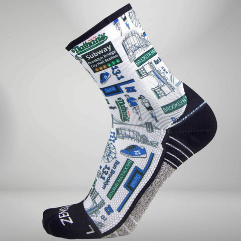 Brooklyn Socks (Mini Crew)