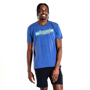 Justin Holiday Collection: Men's Retro Logo T-ShirtShirts - Zensah