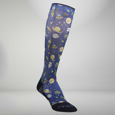 Solar System Compression Socks (Knee-High)