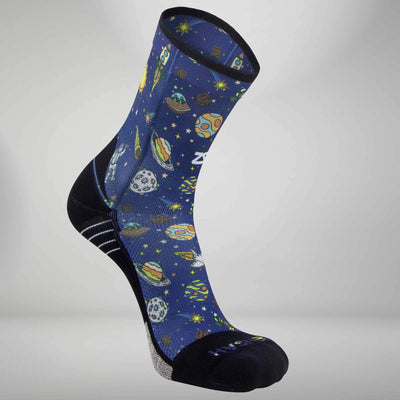 Solar System Socks (Mini Crew)Socks - Zensah