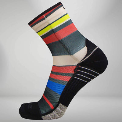 Multi Stripes Socks (Mini Crew)