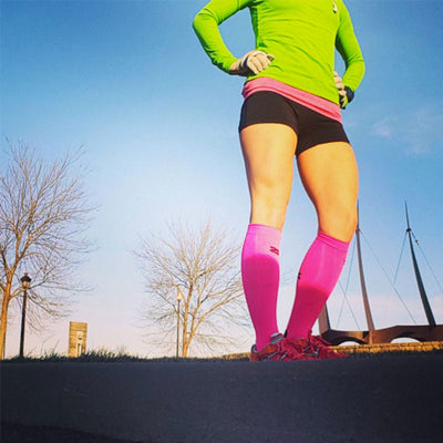 Tech+ Compression Running SocksSocks - Zensah