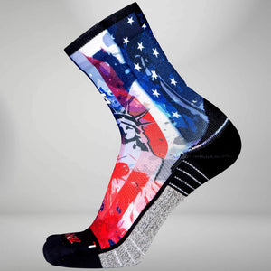 USA Liberty Socks (Mini Crew)