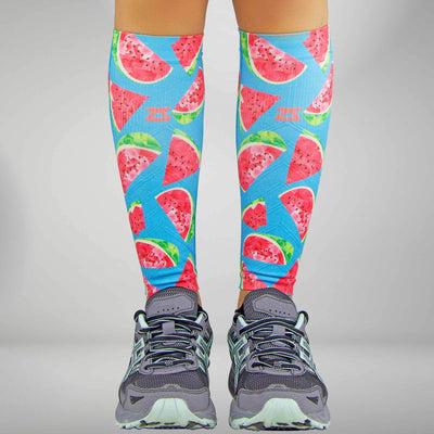 Watermelon Compression Leg Sleeves